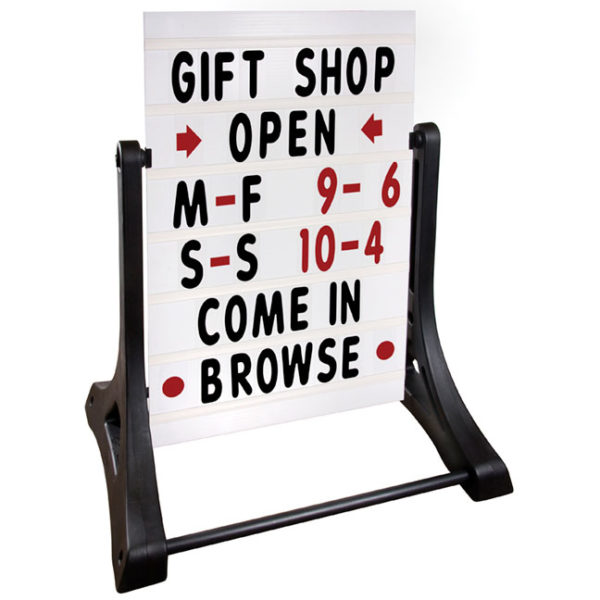 XL Swinger Standard Message Board